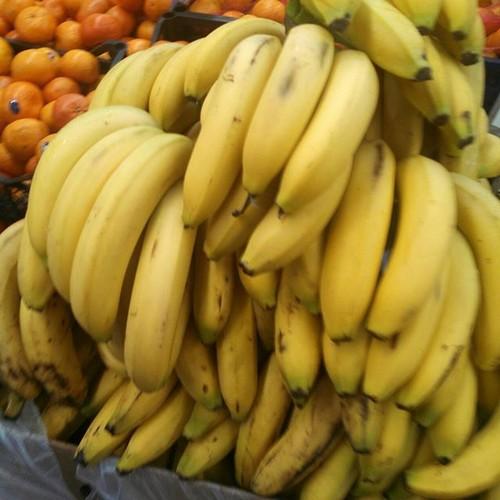 Бананы из Турции