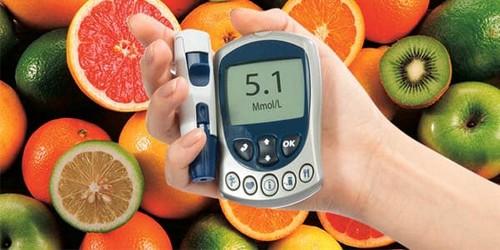 Фрукты при сахарном диабете1,2