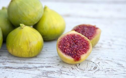 Инжир плод