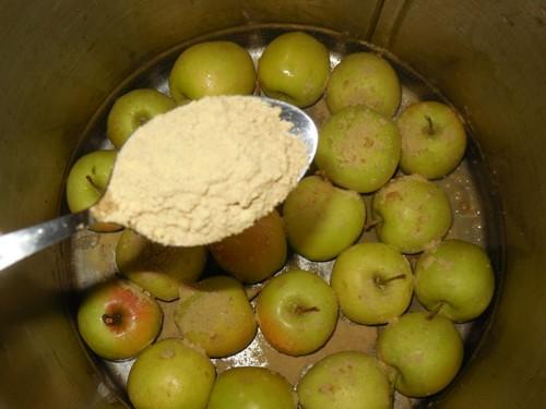 Мочёные яблоки: как заготовить на зиму