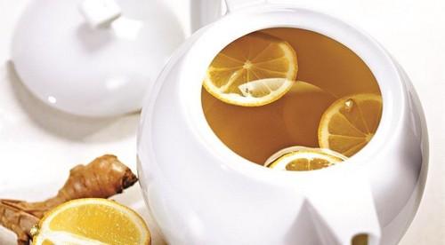 Горячий лимон полезный