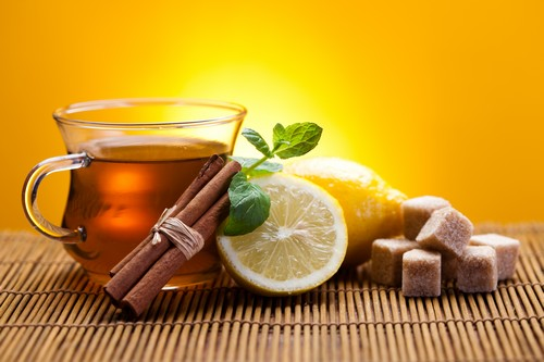 Горячий лимон
