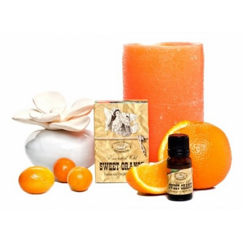 Масло апельсина для ванн
